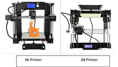 A6 Vs. A8 3D Printer: Which One Should You Choose?