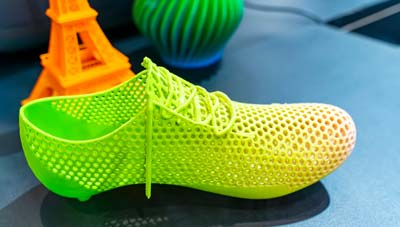 Can You Print 3D Shoes?