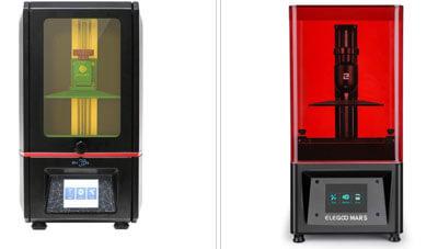 Elegoo Mars Vs ANYCUBIC Photon: Which Printer Is Better?