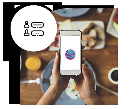 Eatable Account creation