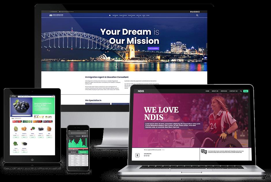 NOVORIUM Web design and SEO Services