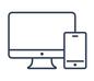 Crew iMac and iPhone