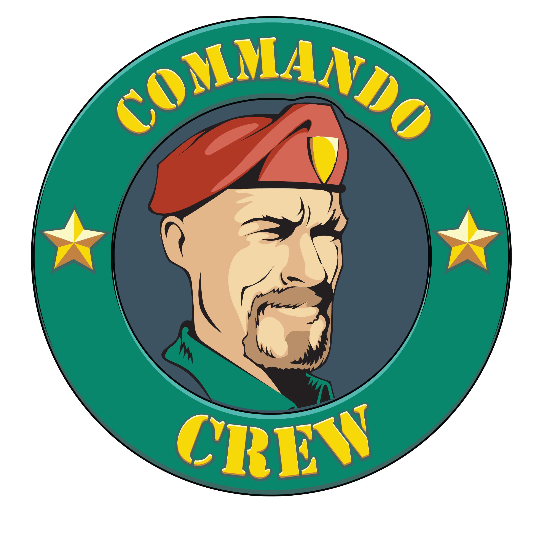 Commando Crew small logo