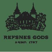 REFSNES GODS LOGO
