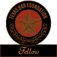 Texas Bar Foundation Fellow Logo