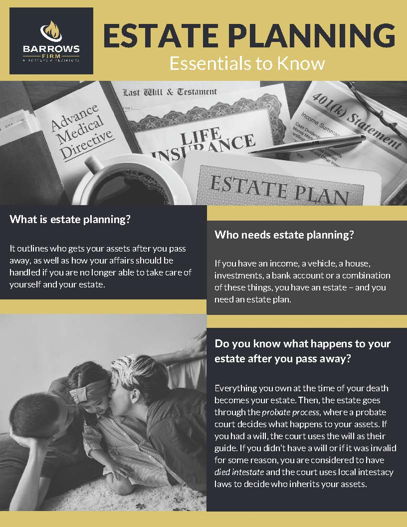 Estate Planning Guide Cover