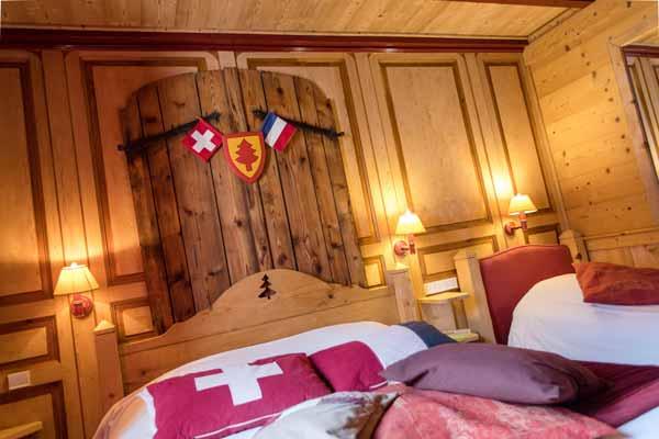 Hôtel Restaurant Arbez Franco-Suisse