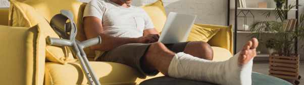 92% of orthopaedic patients satisfied with remote consultation