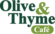 Olive and Thyme Cafe Logo