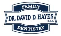 Dr. David D. Hayes Family Dentistry Logo