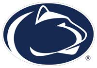 Penn State University Nittney Lions Logo