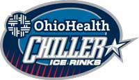 Ohio Health Chiller Ice Rinks Logo