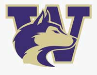 University of Washington Huskies Logo