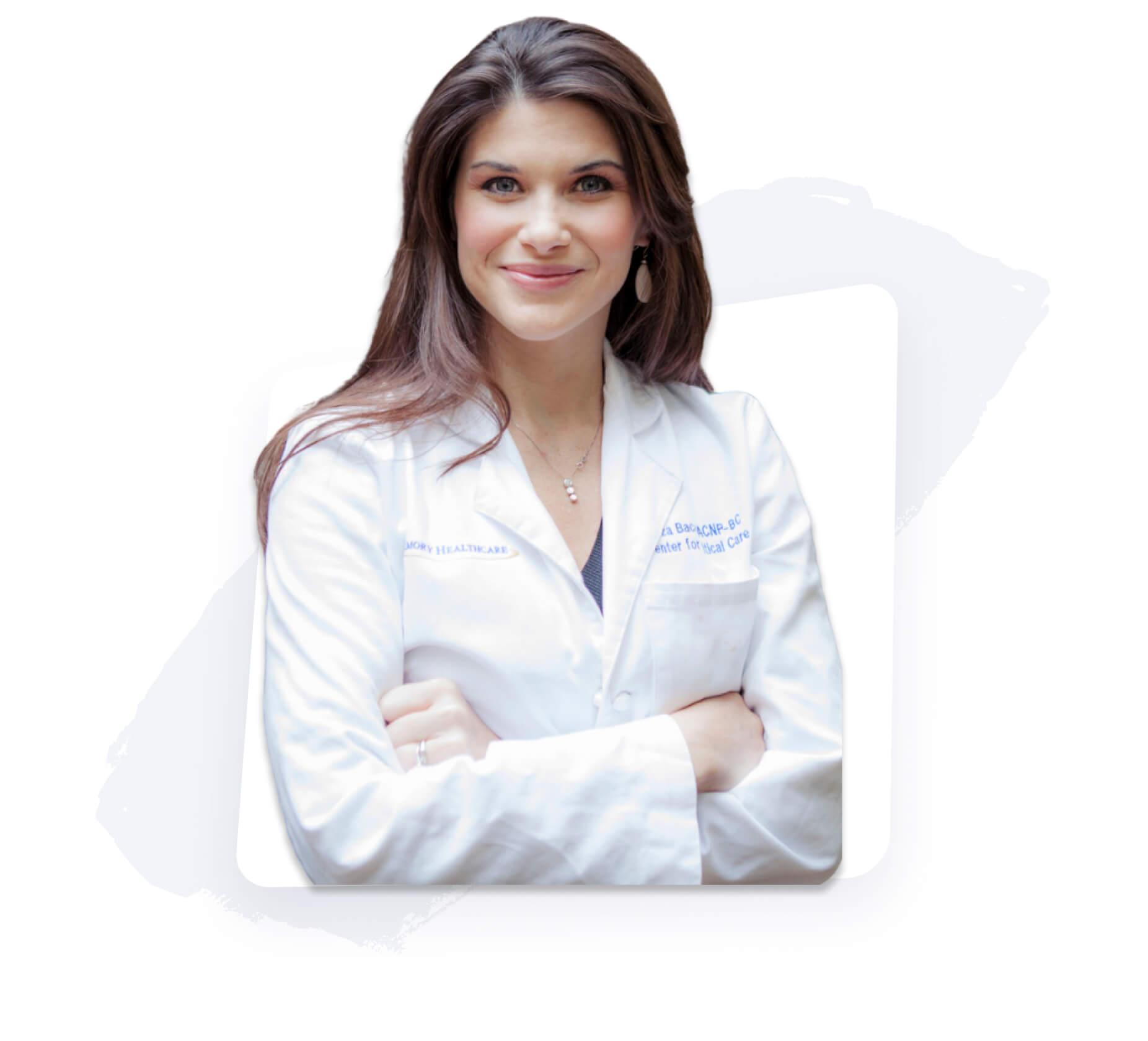 Eliza Bacot, RN, NP