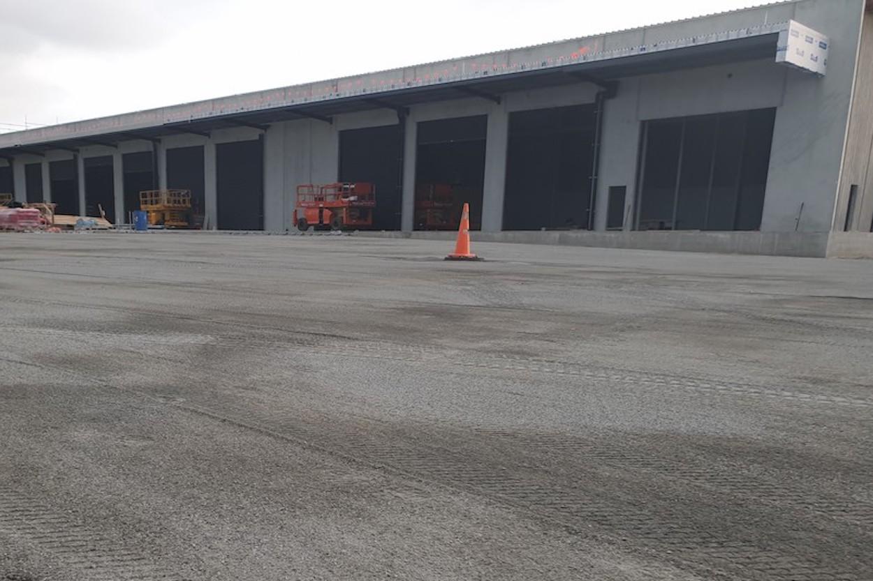 Yard Prep & Carparks