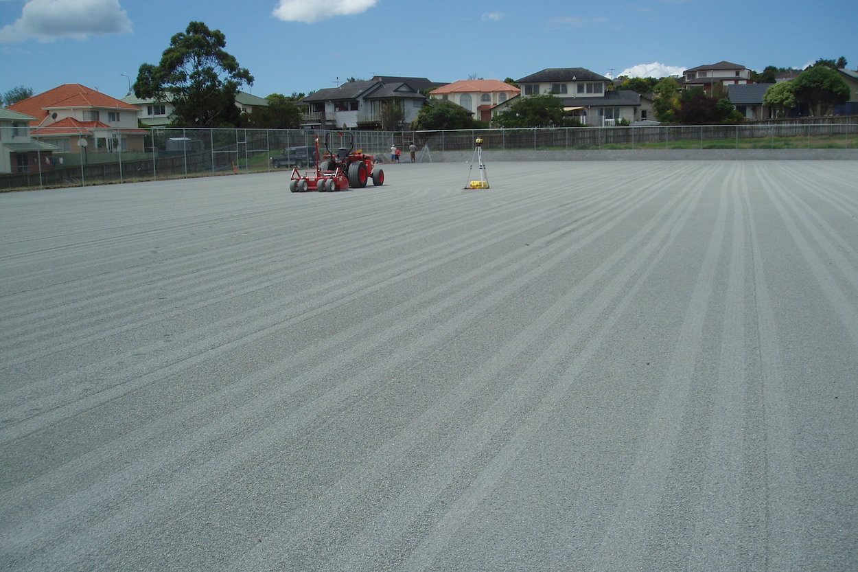 Multi-Sports Surfaces - Artificial Turf