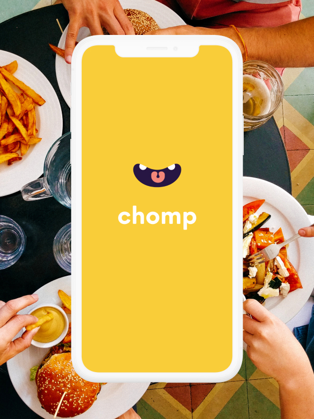 Chomp iPhone