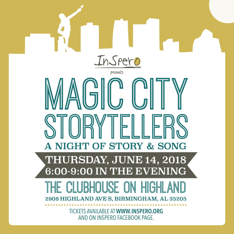 Birmingham: A City Rich in Stories