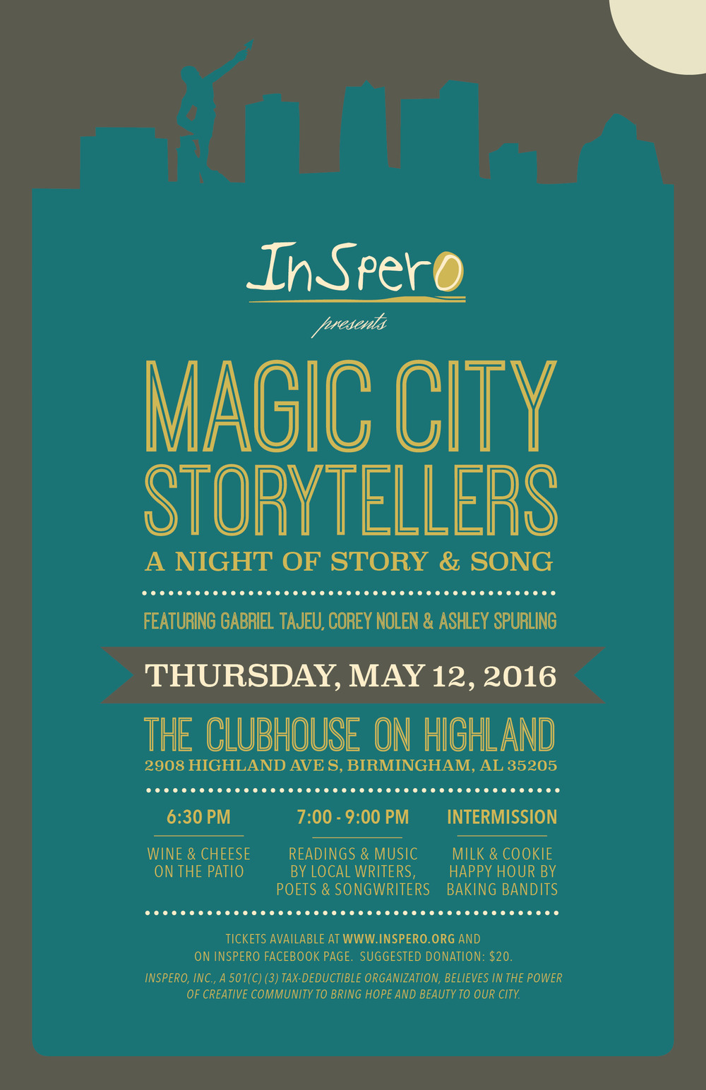 Entertainment that Expands the Soul: Magic City Storytellers