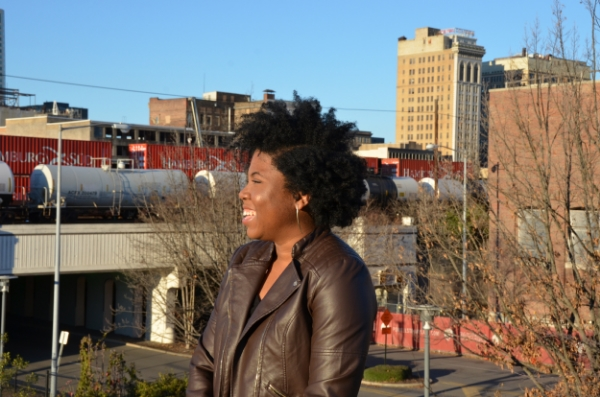 Award-winning poet  Ashley Jones will read poems from her upcoming book Magic City Gospel.