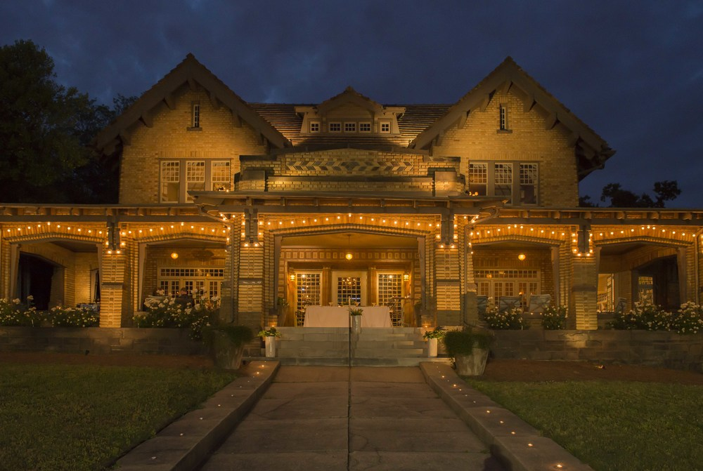 Our first Magic City Storyteller event at the beautiful Clubhouse on Highland