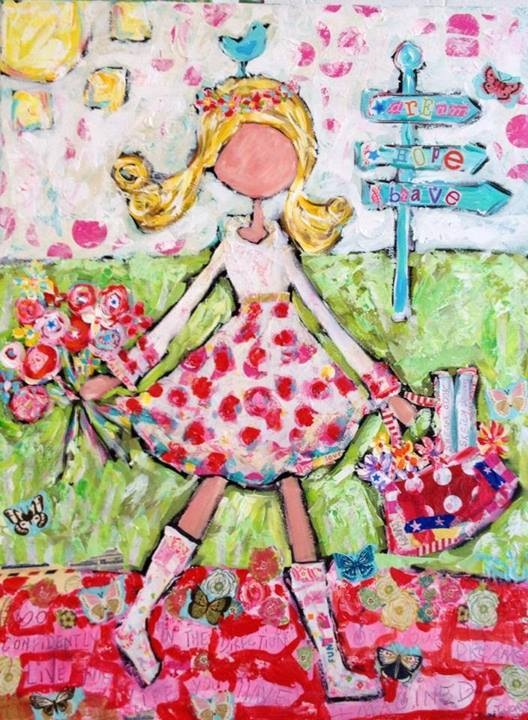 Tricia Robinson, A Girl and Her Dreams