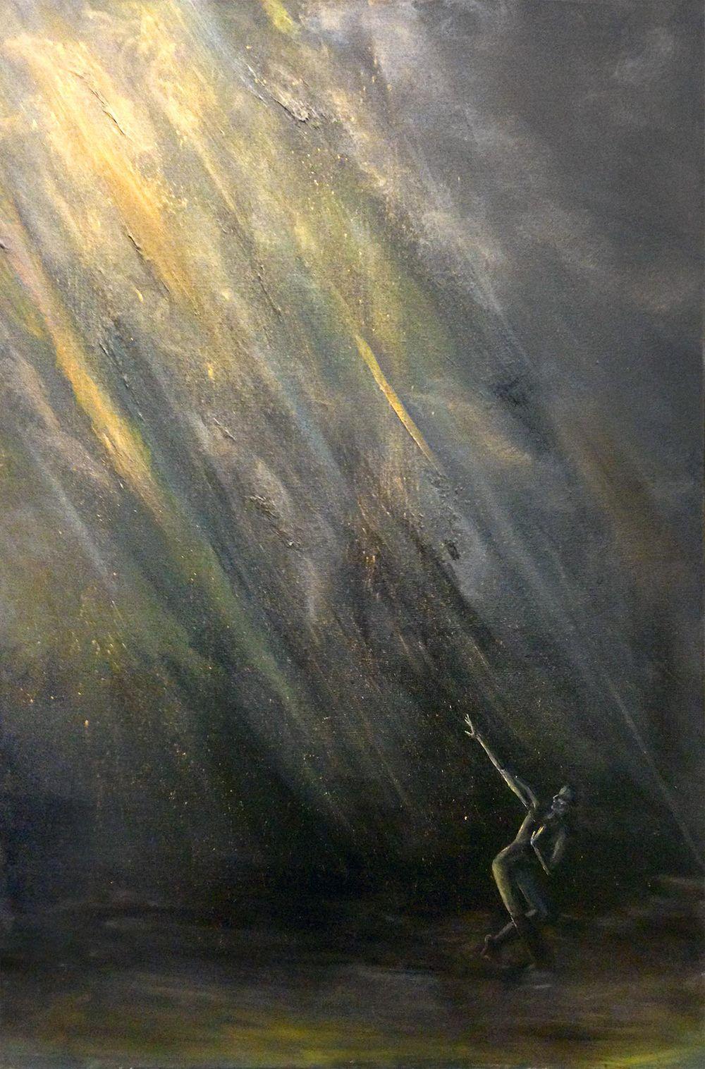 """Artist: Charlotte Wyatt, """"Vision over Visibility"""""""