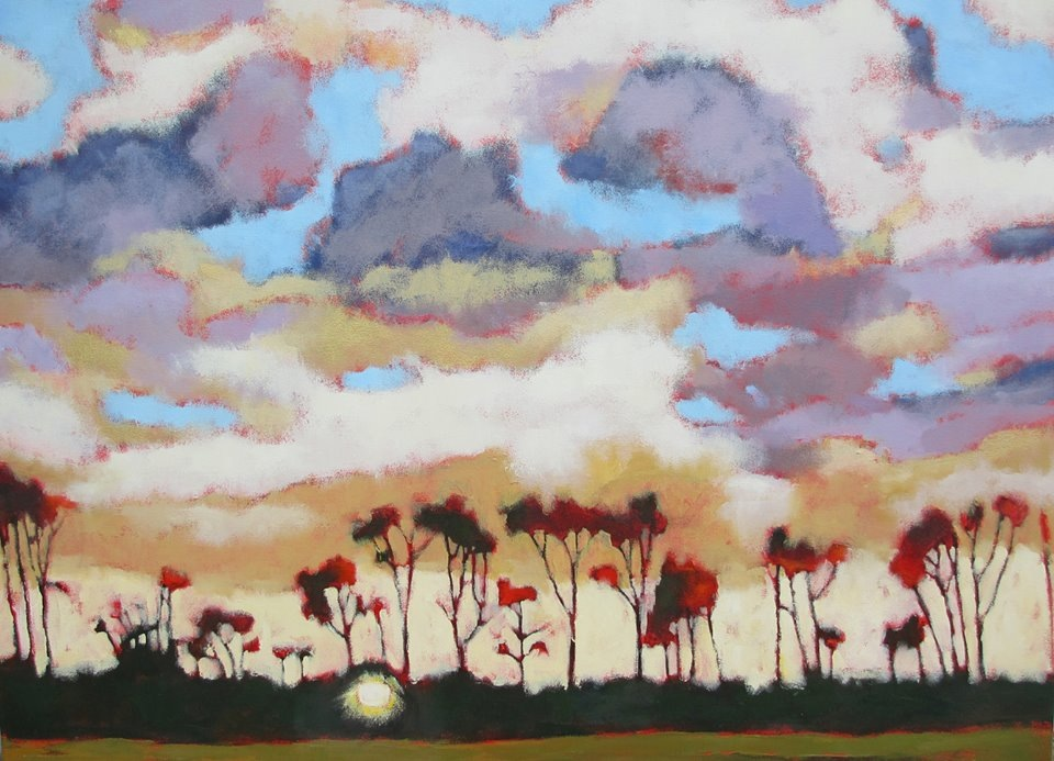 "Artist Melanie Morris ""Morning Prayers"""