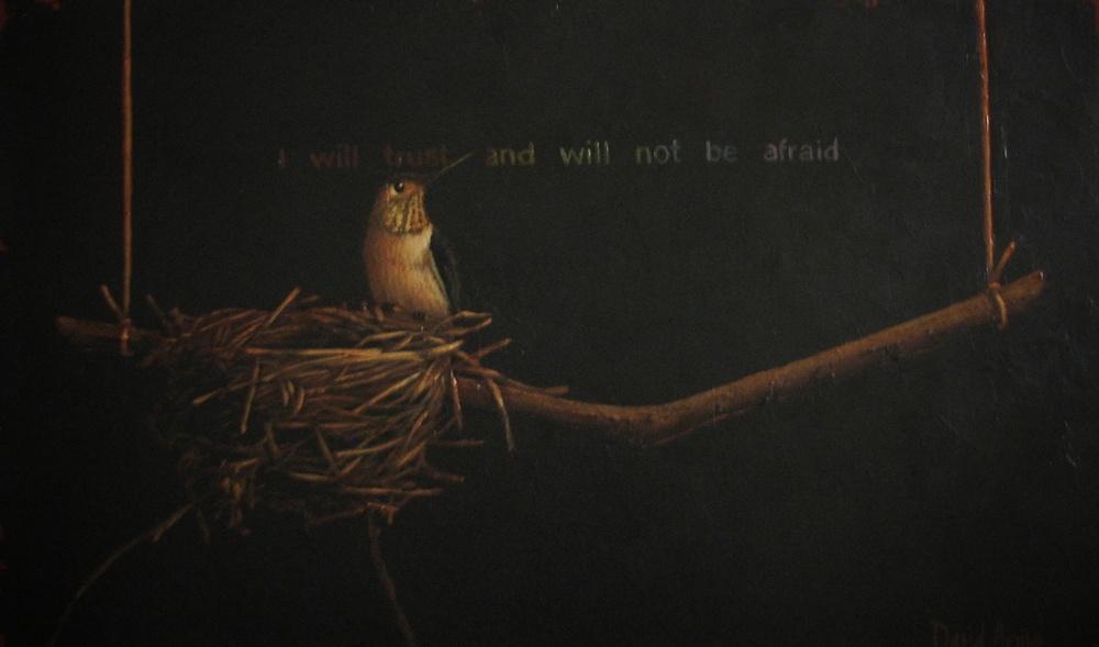 """David Arms """"I Will Trust"""""""