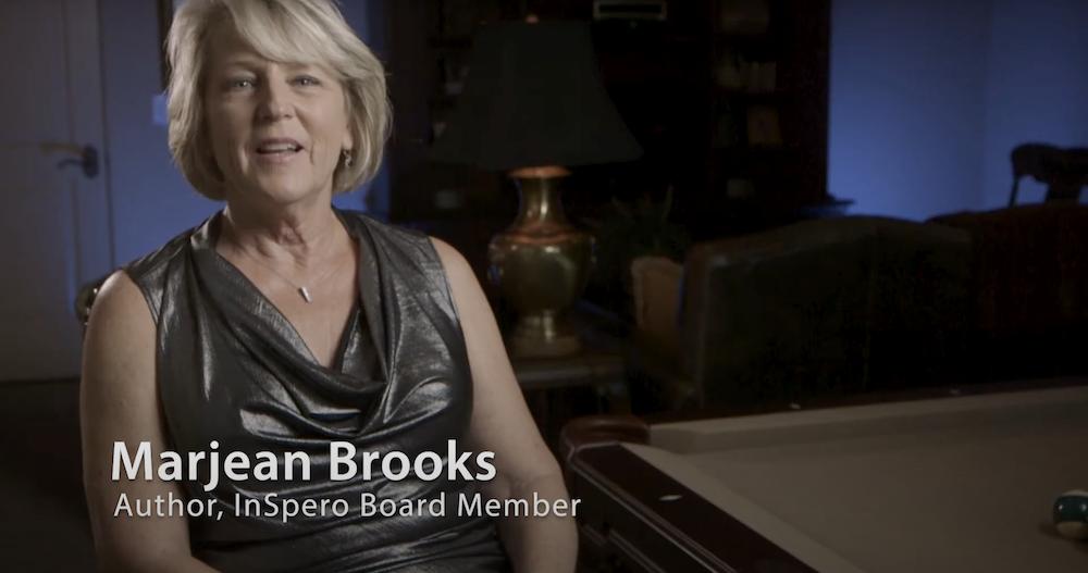 Marjean Brooks tells her InSpero story
