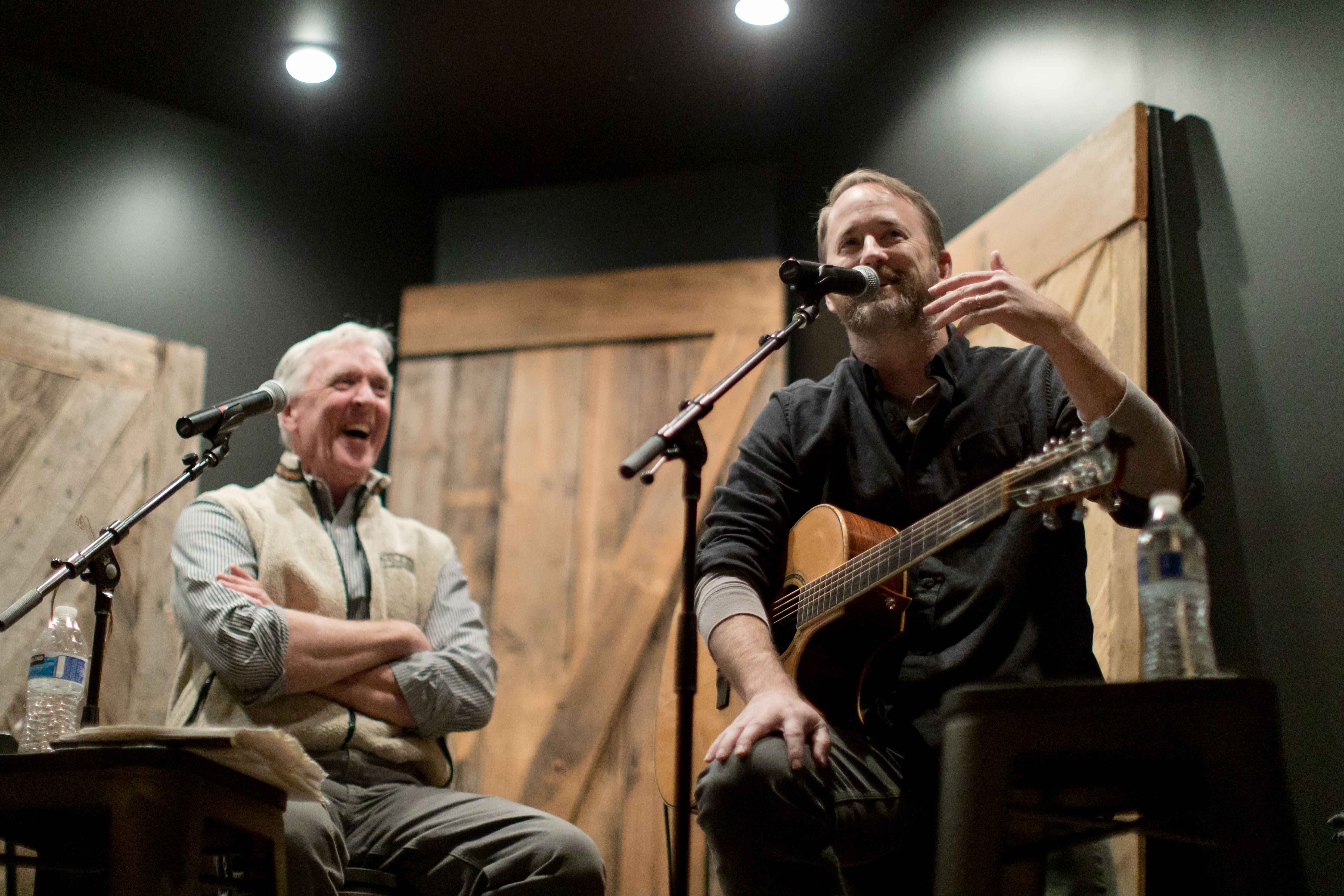 Singer / Songwriter Retreat and Concert with Allen Levi and Andy Gullahorn