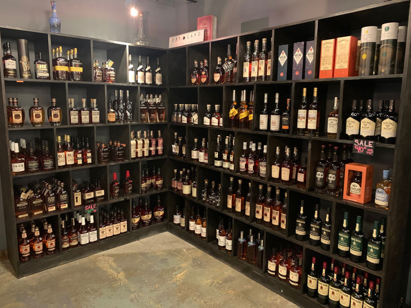 Mr. B's Wine & Spirits