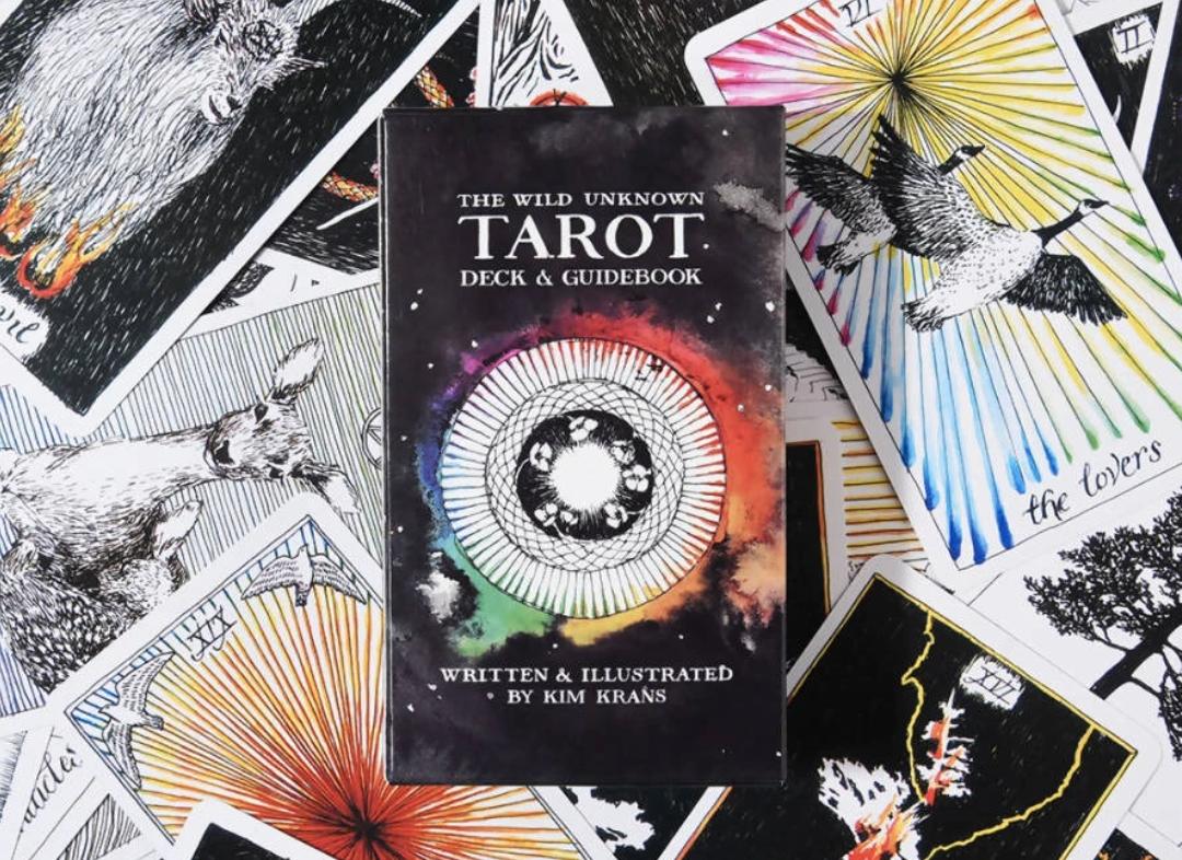 Wild Unknown Tarot Deck & Guidebook from True
