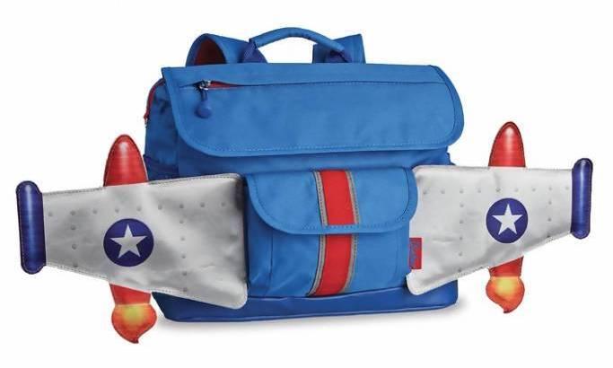 Rocketflyer Backpack for Kids at Little Wolf Boutique