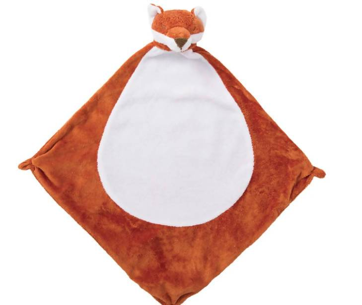 Lovie Fox Blanket from Little Wolf Boutique