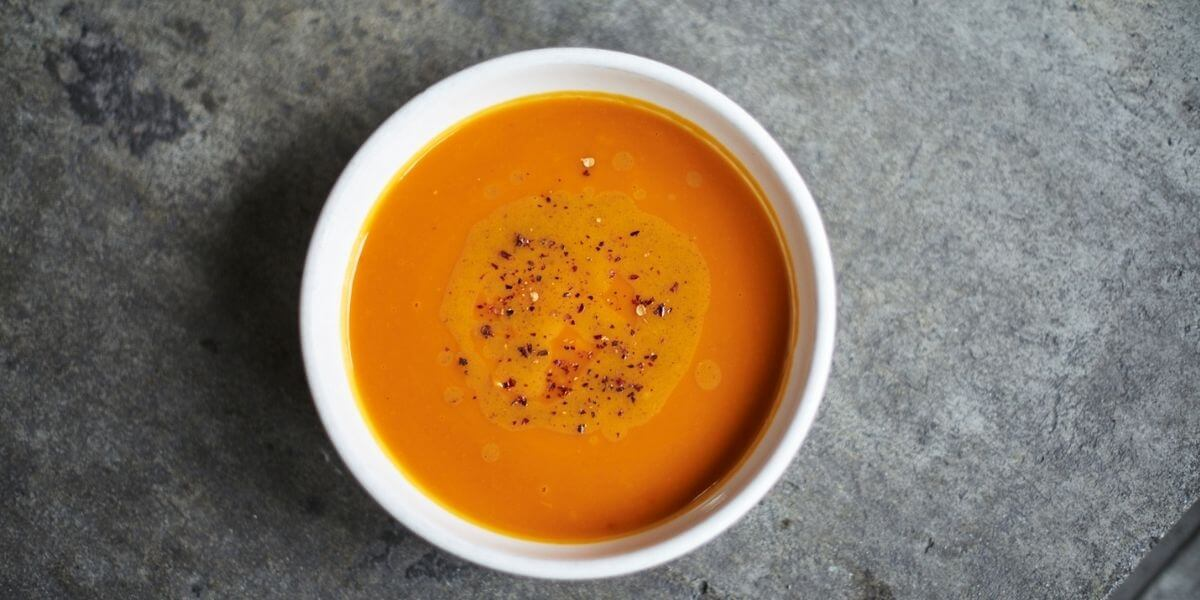 Franco Fubini's Honeynut Soup