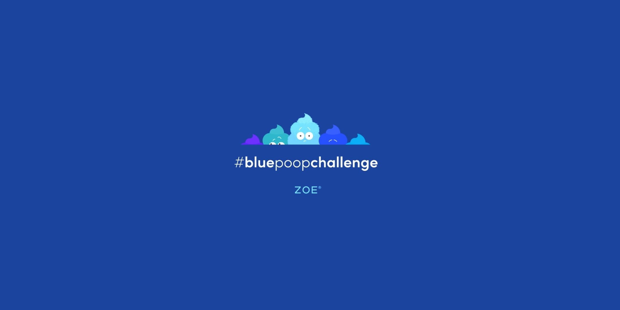 We've Launched the #bluepoopchallenge to Help People Learn About Their Gut Health!