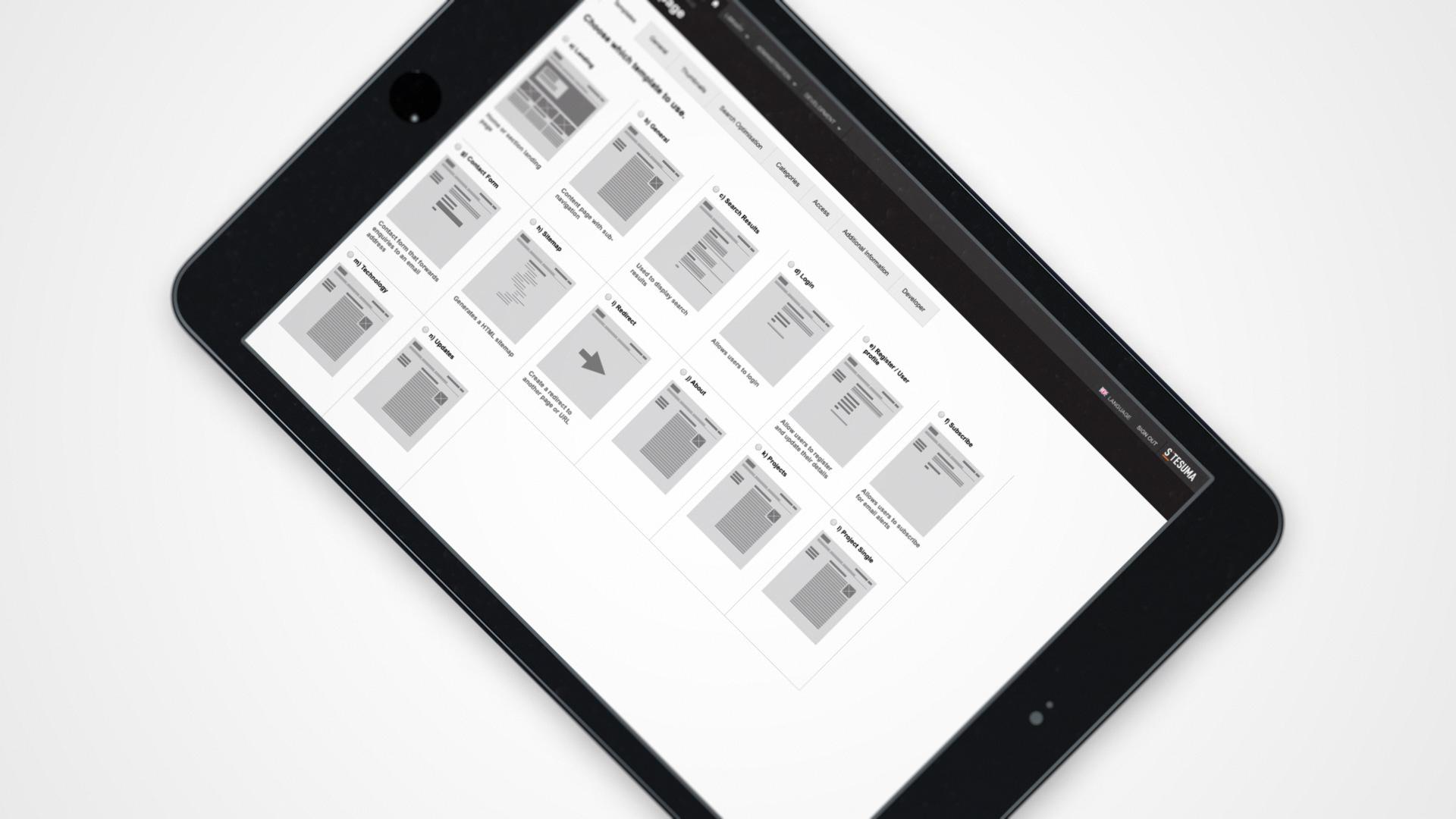 A versatile framework for delivering complex digital solutions.