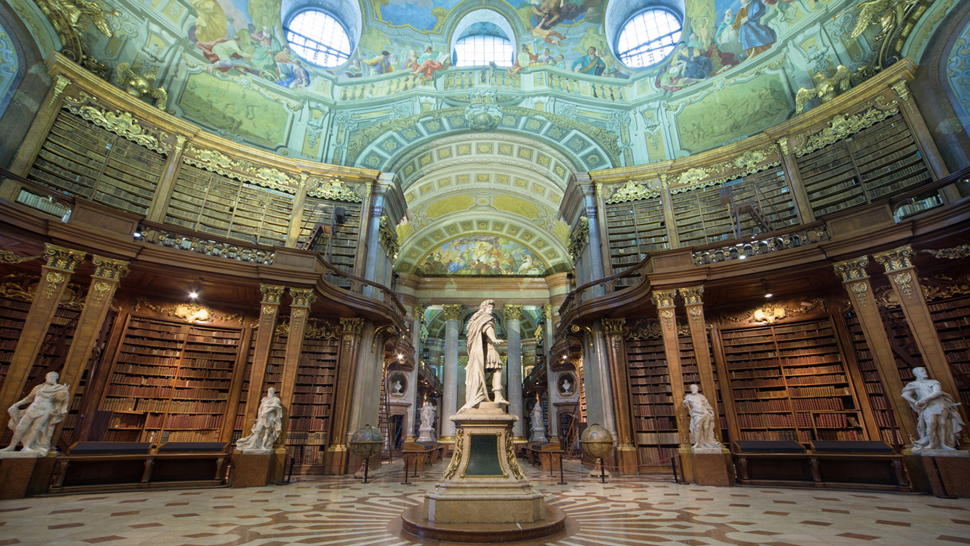 Promote the importance of Europe's National Libraries and engage their staff and members.