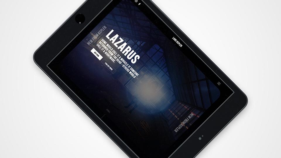 Lars Kepler