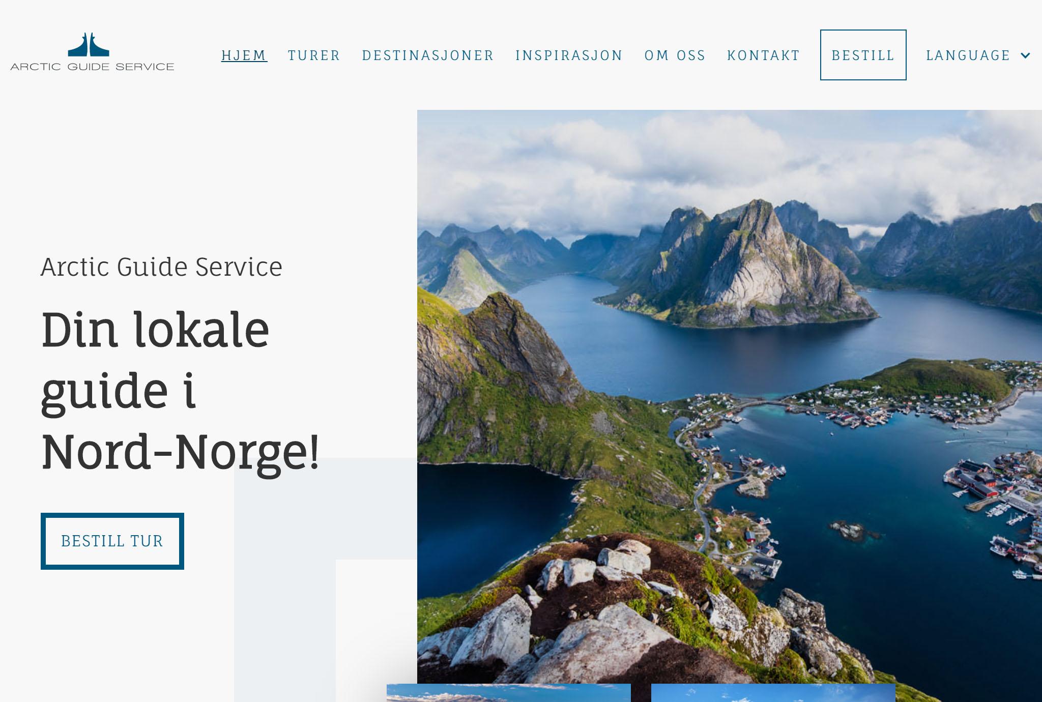 Arctic Guide Service