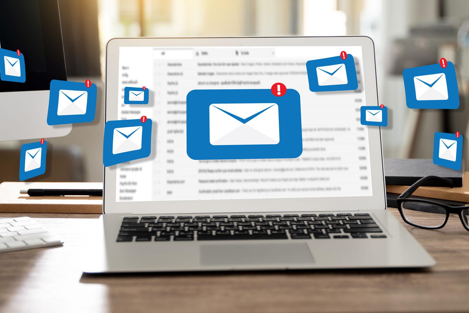 10 feil de fleste bedrifter gjør med e-post markedsføring