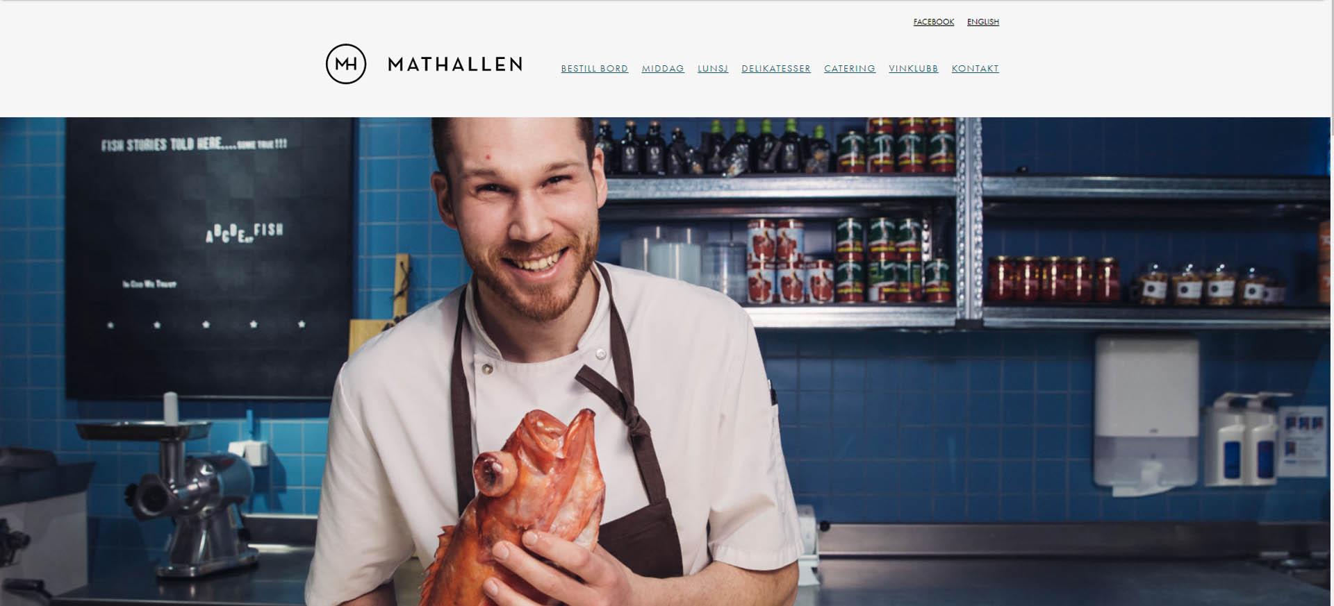 Mathallen Tromsø