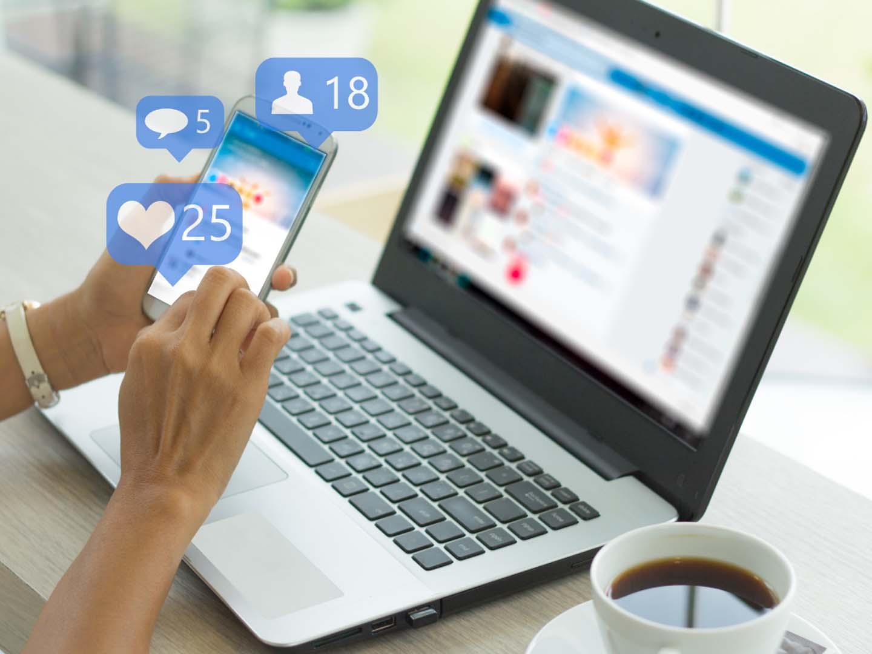 SMM og innholdsmarkedsføring