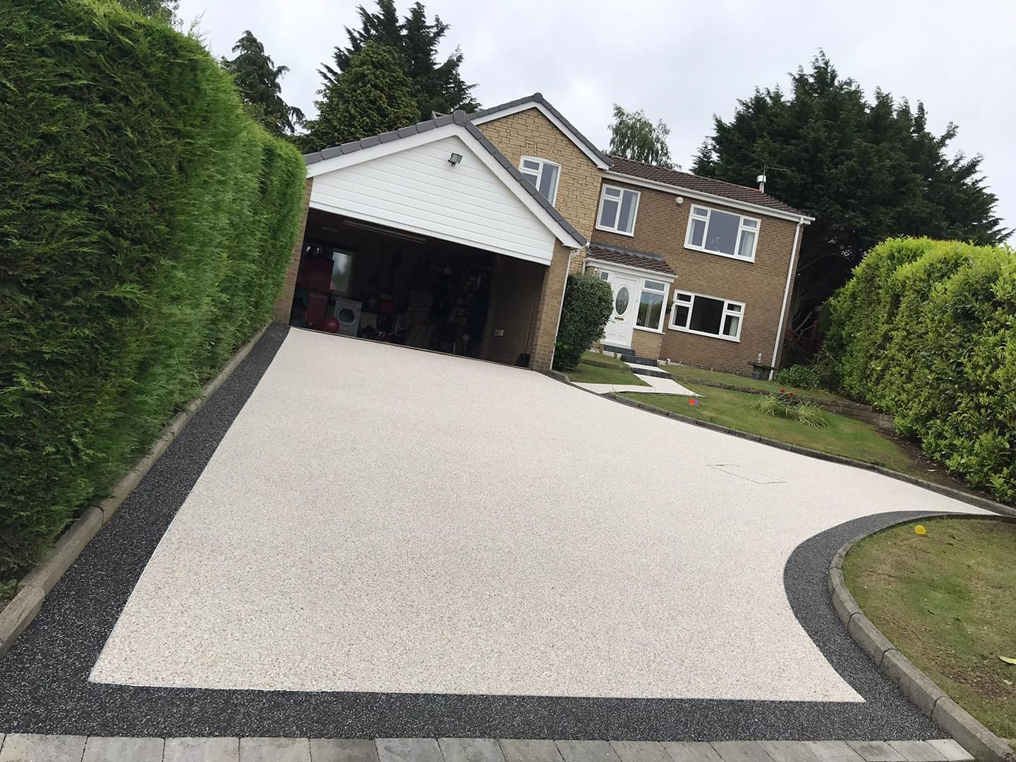 resin driveway stockton on tees