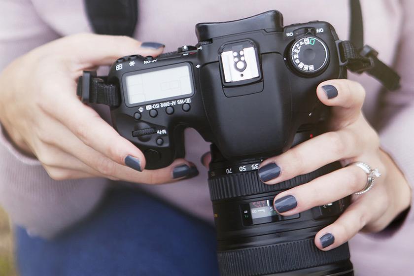 Intro to Digital SLR