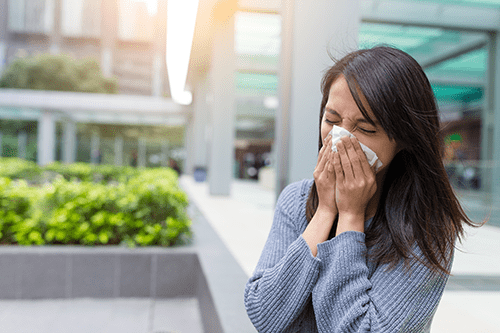 Allergies can take a huge toll on your life