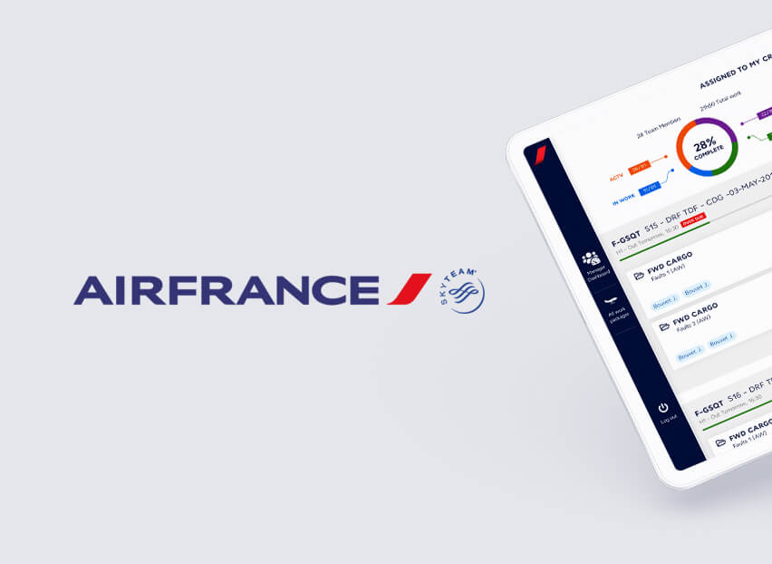 AirFrance case study