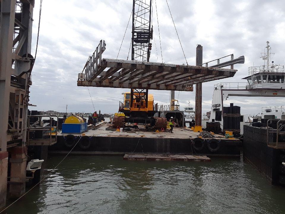 TxDOT Port Aransas Ferry Landing