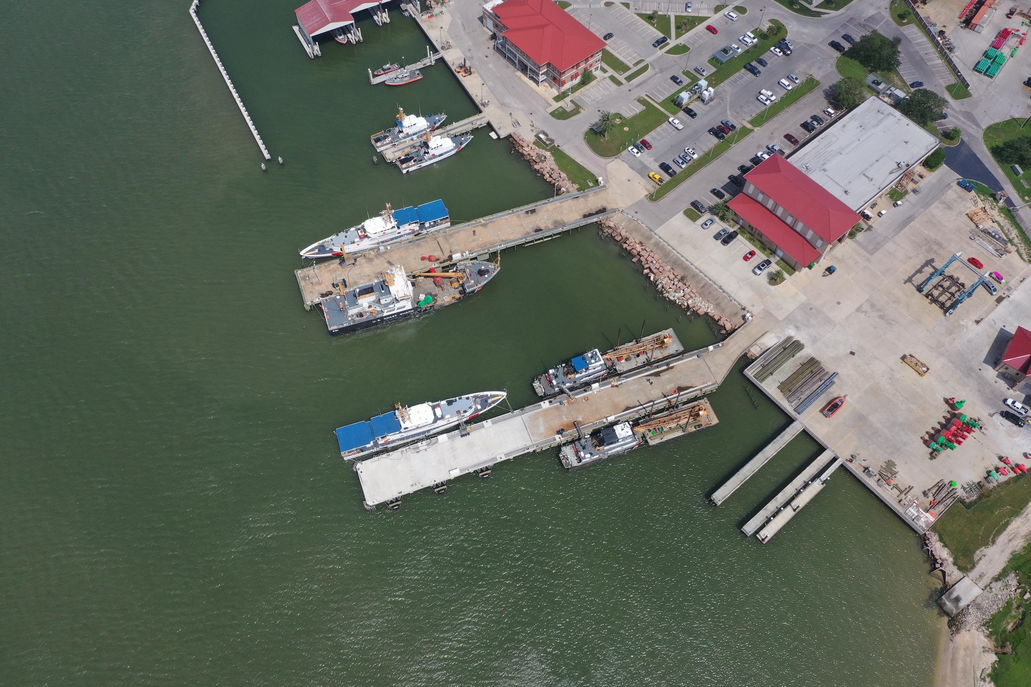 USCG Pier Extension
